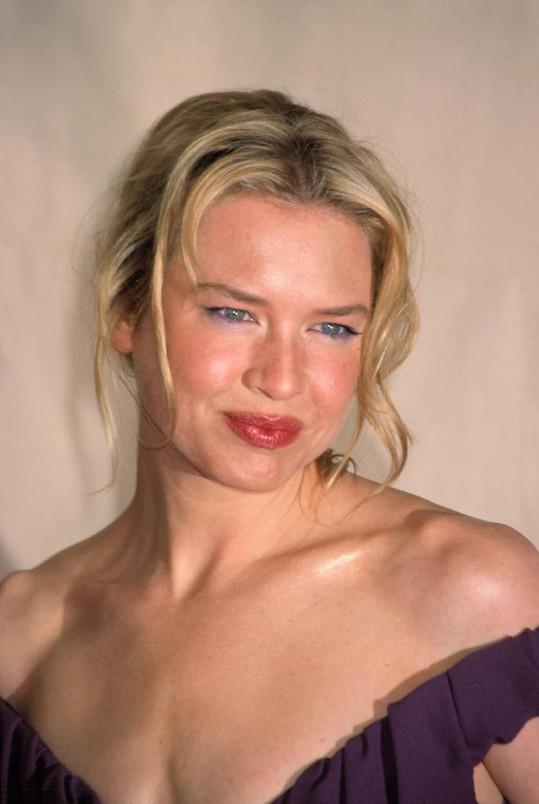 Hollywoodská ikona Renée Zellweger (48)