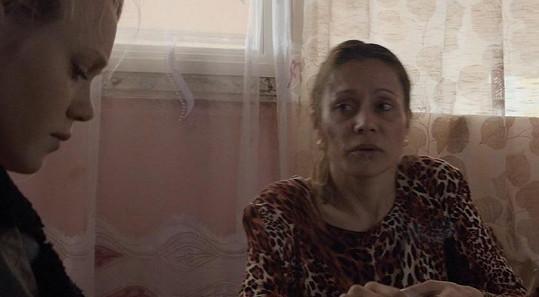 Lucia Klein Savoboda ve filmu Pírko