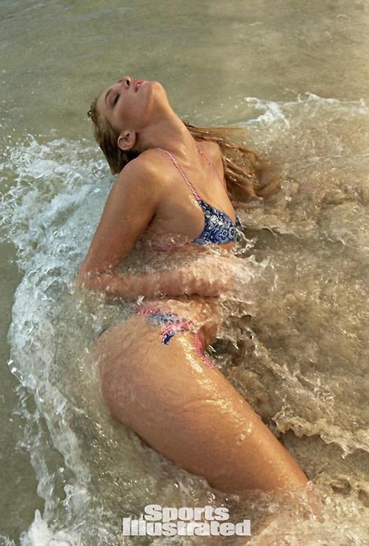 Modelka aktuálně randí s Australanem Felixem Bloxsomem.