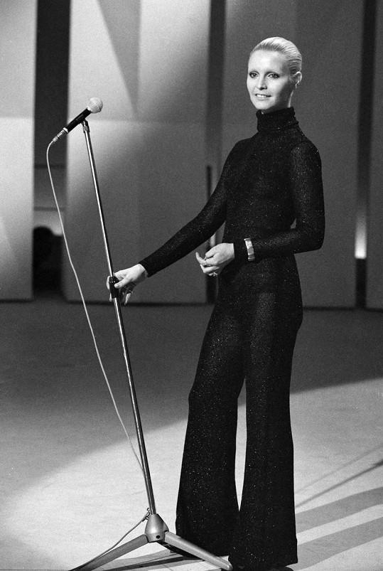 Patty v době největší popularity na začátku let sedmdesátých.