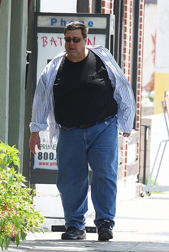 John Goodman ve svém těžkotonážním období.