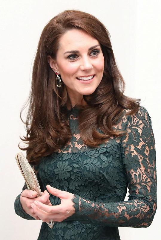 Vévodkyně na výstavě