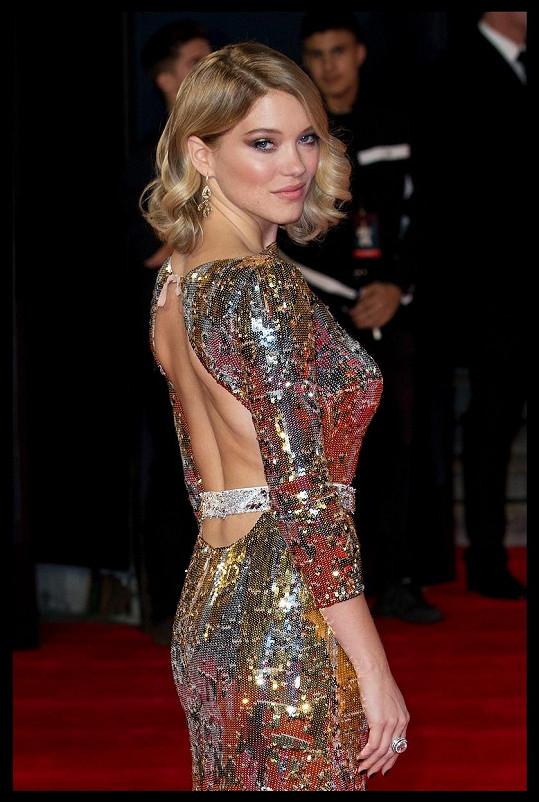 Léa Seydoux se pro módní časopis svlékla a převtělila do Marilyn Monroe.