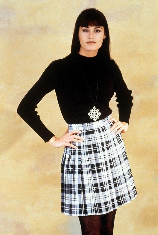 Yasmin Le Bon v roce 1992