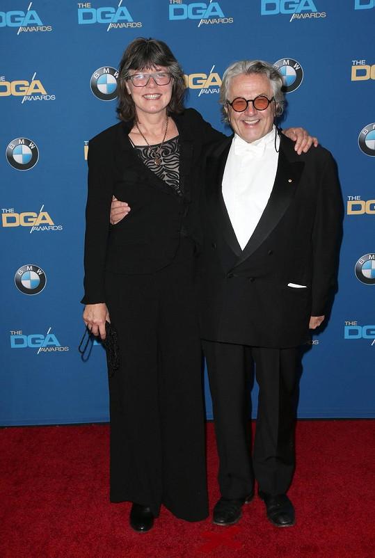 George Miller je nominován za režii a produkci, Margaret Sixel za střih.