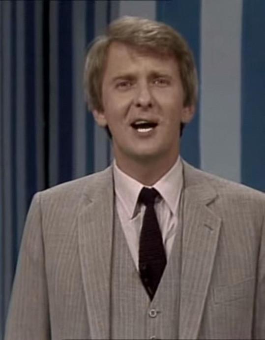 Pavel Lukeš v roce 1981