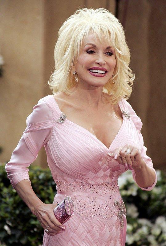 Takhle v roce 2006 vyrazila na udílení Oscarů.