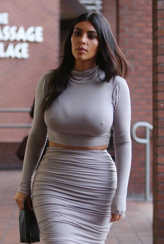 Kim chce výrazně zhubnout.