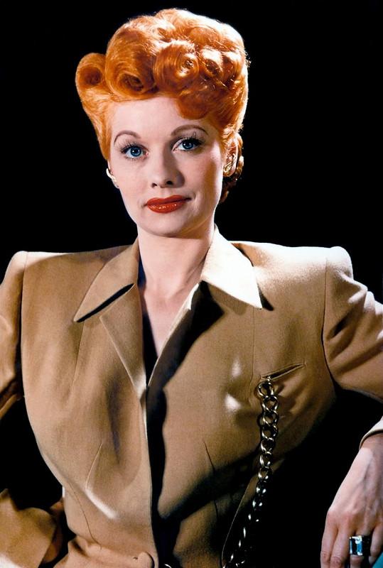 Lucille Ball prý neopustila svůj dům v Beverly Hills ani po smrti.