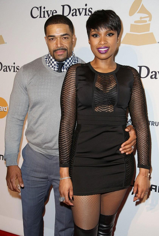 Jennifer Hudson a David Otunga