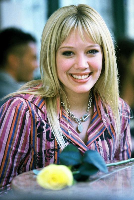 Hilary Duff v roli Lizzie McGuire. Walt Disney chystá pokračování a Lizzo by si v něm chtěla zahrát také.