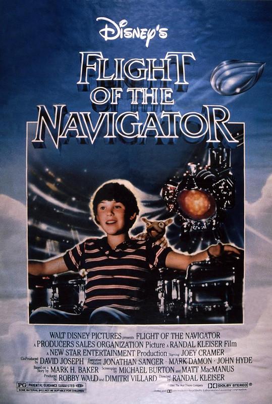 Proslavil se rolí Malý navigátor z dílny Disney, kde si zahrál mimo jiné se Sarah Jessicou Parker.