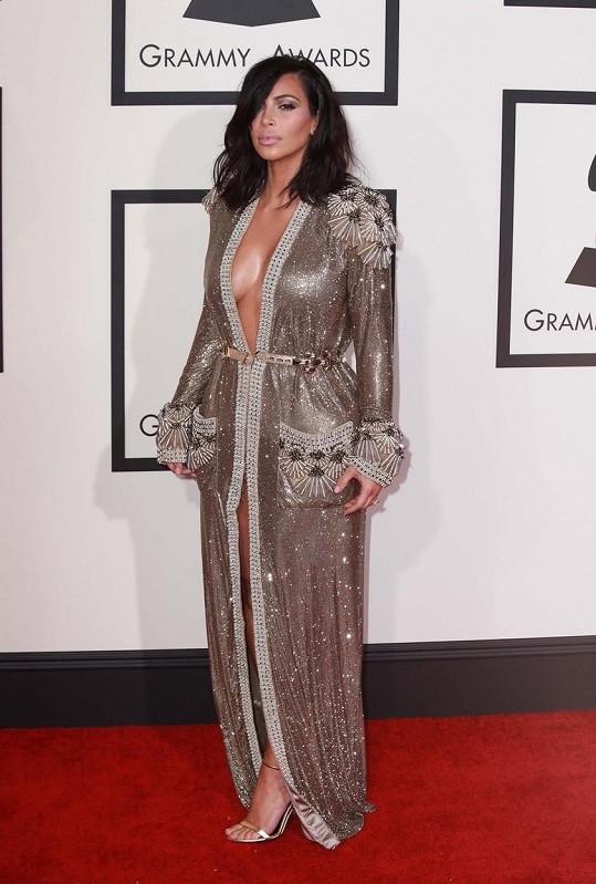 Kim Kardashian West v rouchu od Jeana Paula Gaultiera