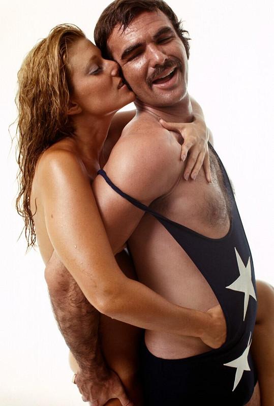 Burt Reynolds taky nebyl žádný svatoušek...