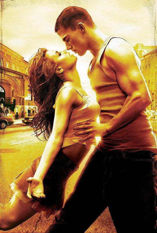Seznámili se při natáčení filmu Let´s Dance (2006)