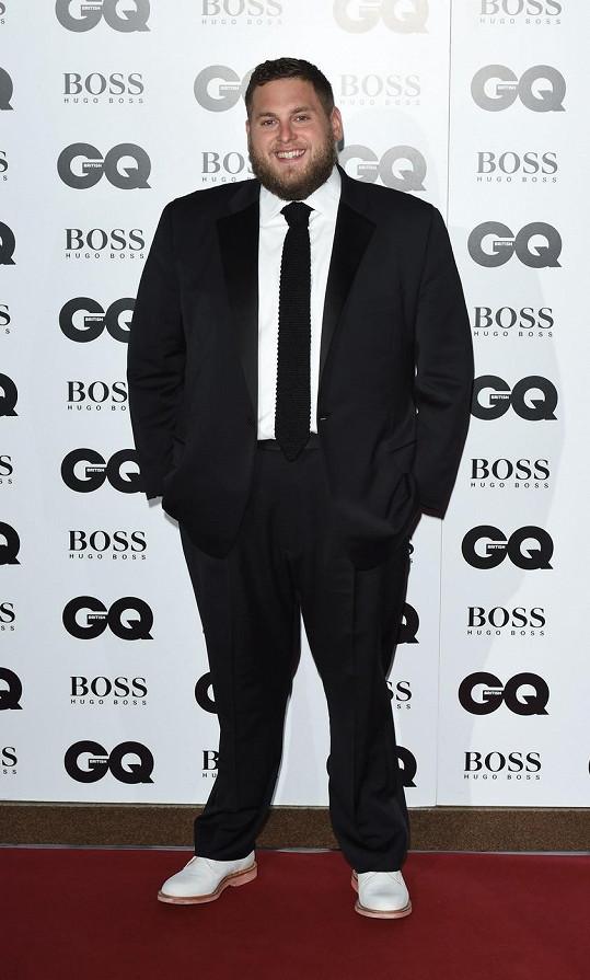 Jonah Hill se stal Mužem roku magazínu GQ.