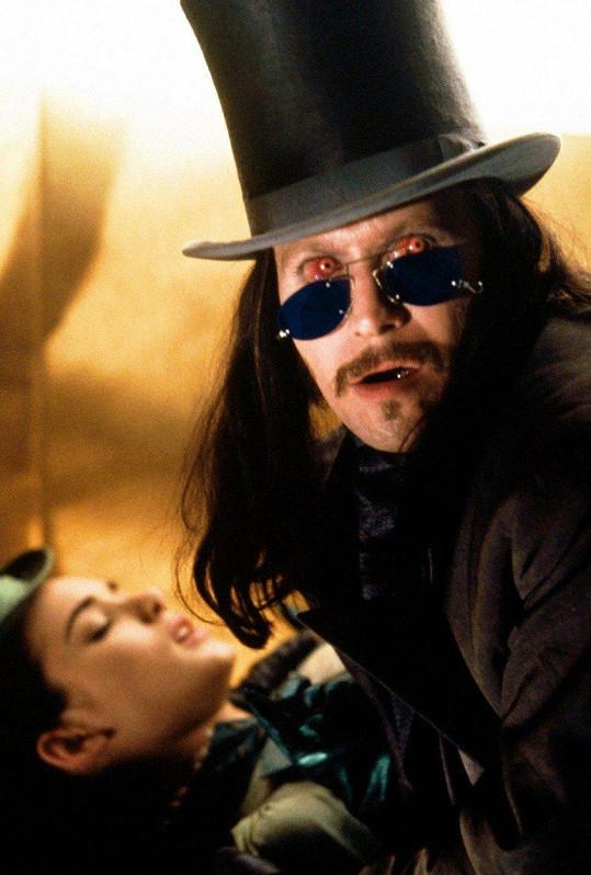 Gary Oldman ve filmu Drákula (1992)