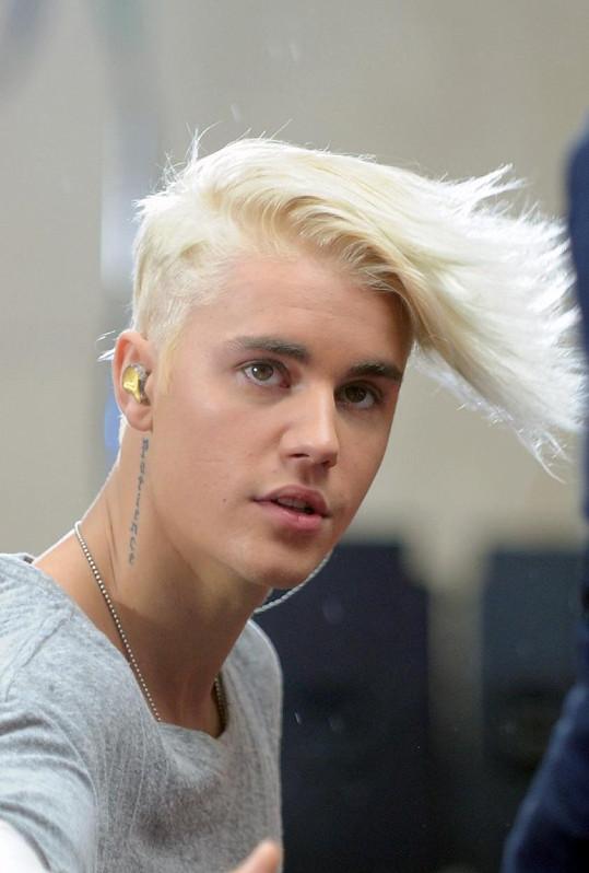 Nová image Justina Biebera