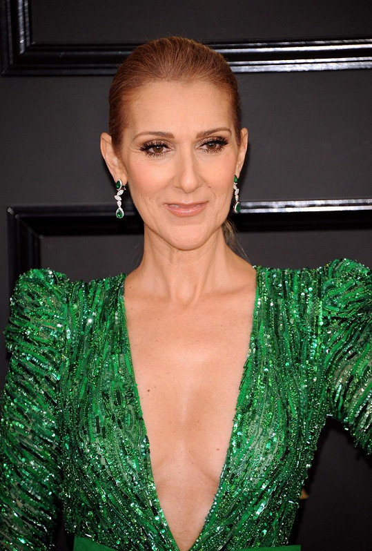 Céline Dion tentokrát velmi odvážně...