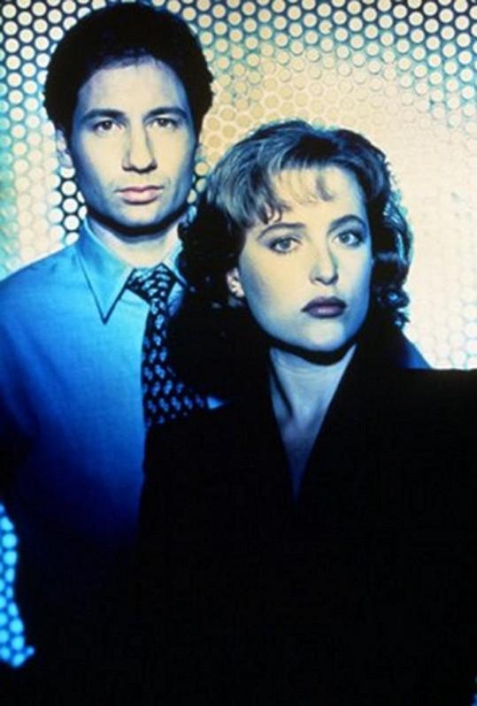 Mulder a Scullyová, jak si je pamatujeme...