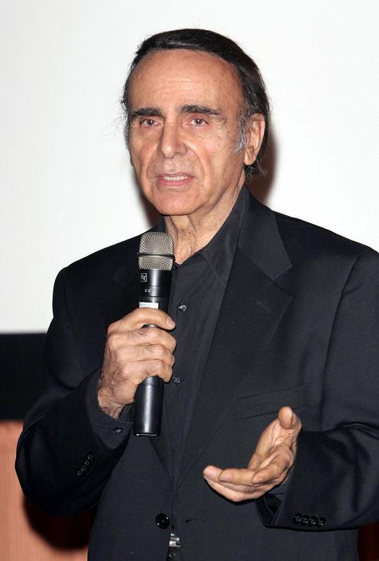 Frank Mazzola na fotce z roku 2005