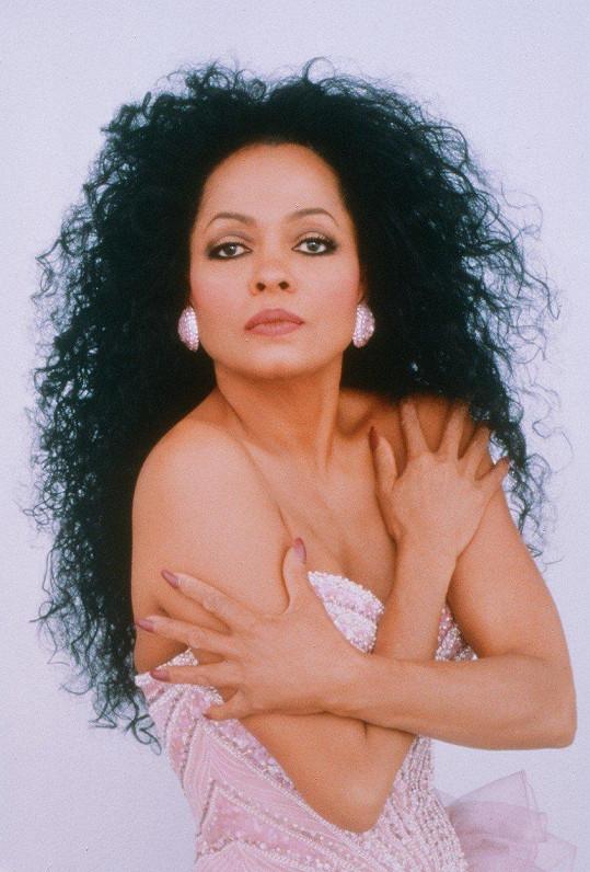 Diana Ross v roce 1999