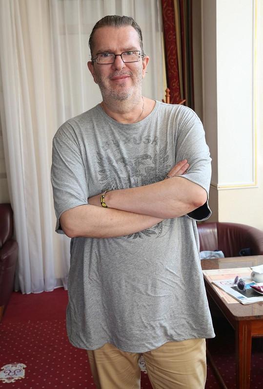 Richardu Müllerovi hubnutí prospělo.
