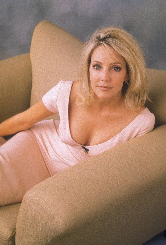 Heather Locklear v seriálu Melrose Place (1996)