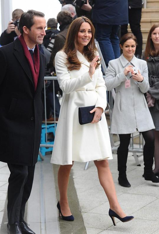 Vévodkyně s anglickým jachtařem Benem Ainsliem jsou patrony nadace.