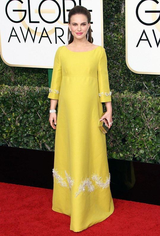 Natalie Portman má doma páreček, k synovi Alephovi letos přibyla dcerka Amalia.