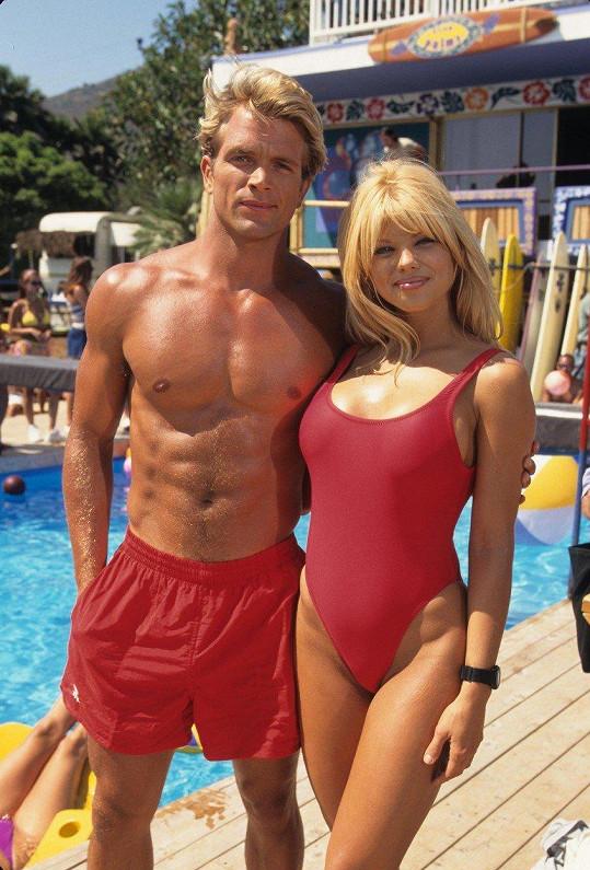 Plavčíkovi Codymu se nedalo odolat.