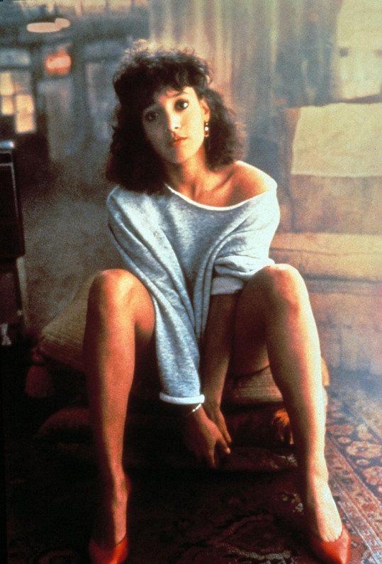 Jennifer Beals v nezapomenutelném filmu Flashdance