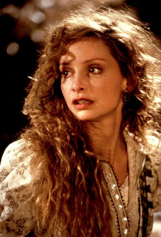 Filmových rolí moc neměla, ale zahrála si v adaptaci Shakespearovy hry Sen noci svatojánské.
