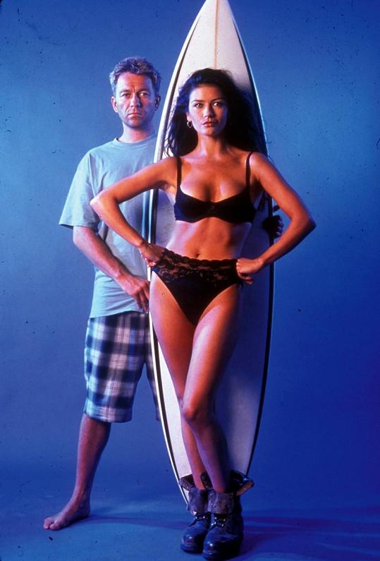 V komedii Blue Juice z roku 1995.