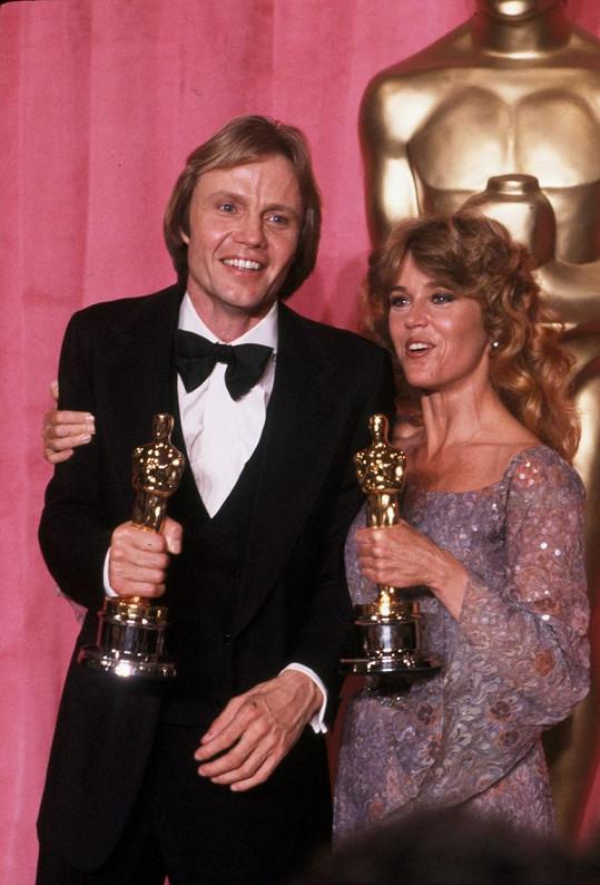 V roce 1979 získala Jane Fonda stejně jako Jon Voight Oscara za film Návrat domů.