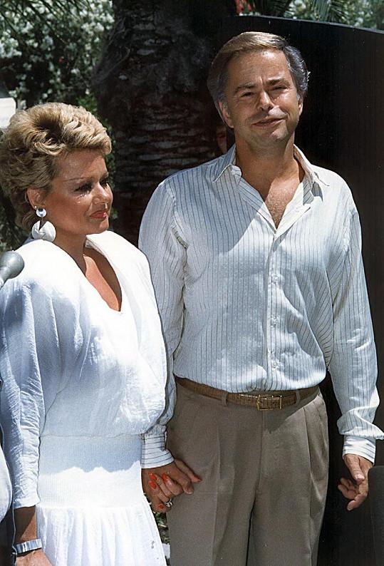 Tammy s prvním manželem Jimem