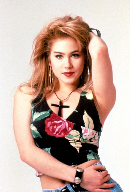 Takhle ji diváci znali jako Kelly Bundovou.
