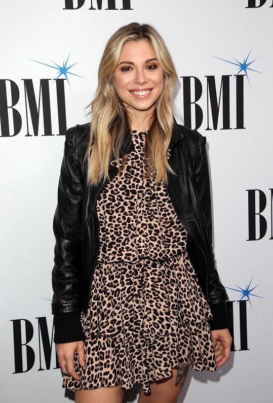 Christina Perri oznámila, že přišla o miminko.
