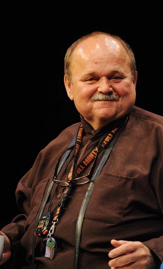 Jozef Bednárik zemřel minulý týden na následky prasklého žaludečního vředu.