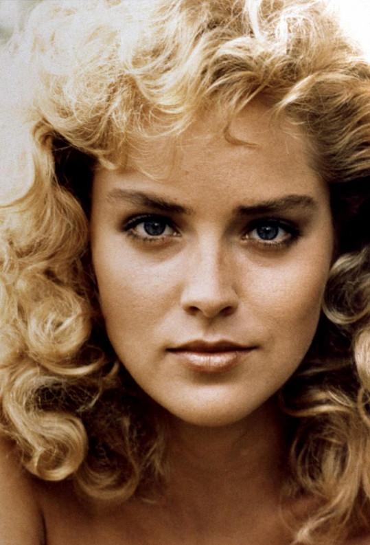 Sharon Stone to v mládí opravdu neměla jednoduché.