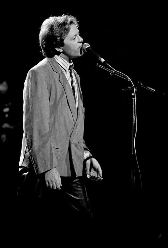 Umberto Tozzi v 80. letech