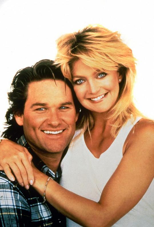 Zahráli si společně ve filmu Přes palubu.