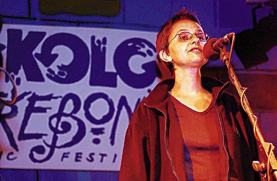 Zuzana Navarová (✝45) patřila k zakládajícím členům kapely Nerez.