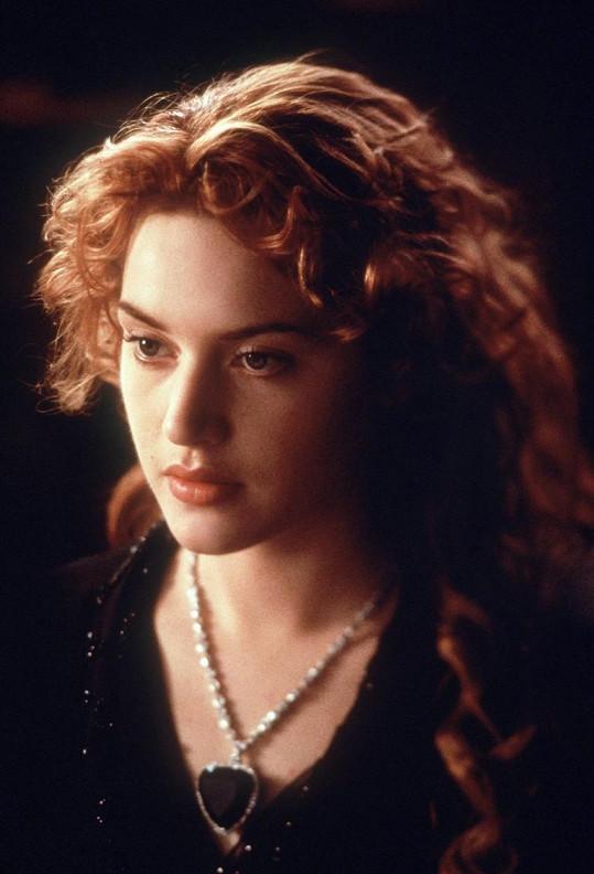 Hollywood dobyla jako rusovlasá Rose z Titaniku.
