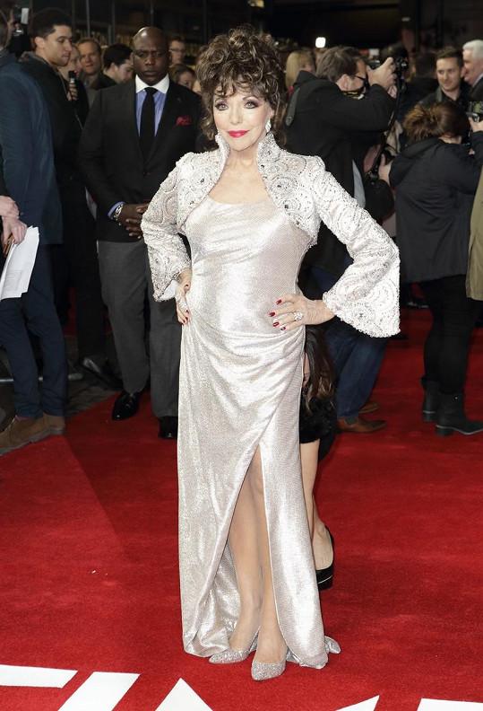 Joan stále vypadá jako Alexis z Dynastie.