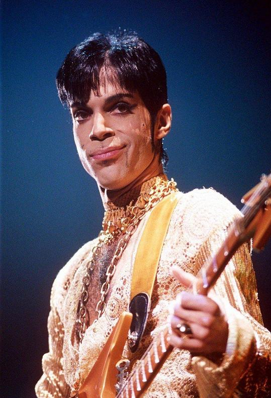 Prince měl v těle obrovské množství fentanylu.