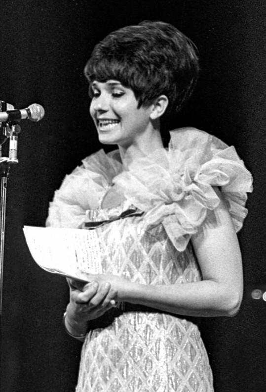 Jaroslava Panýrková se na obrazovkách objevovala na přelomu 60. a 70. let.