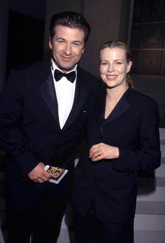 Baldwin a Kim Basinger se nerozešli v dobrém.