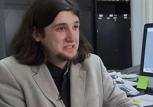 Jorik Jakubisko se publicitě vyhýbá.