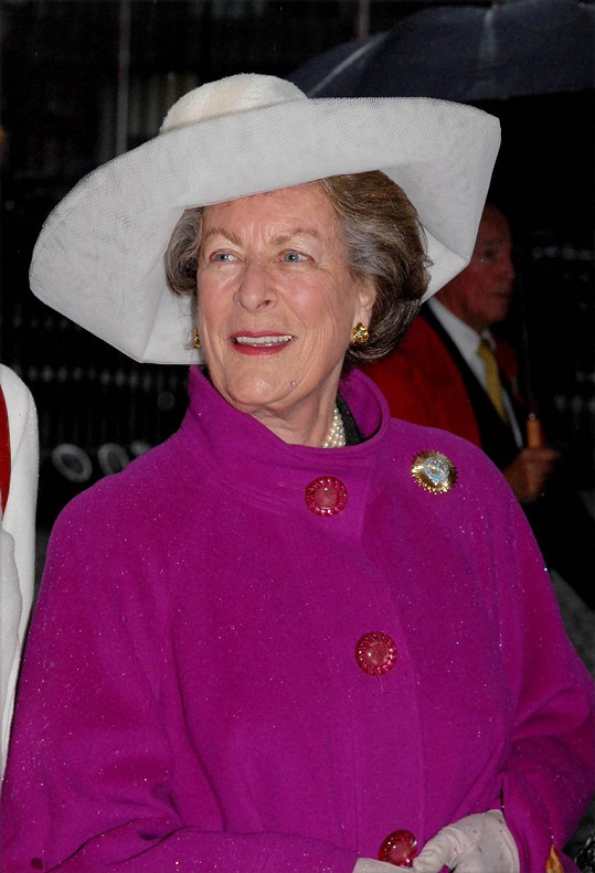 Lady Pamela Hicks je kamarádkou královny Alžběty II. Byla její dvorní dámou.